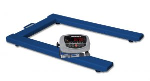 CSC T1 U Frame Pallet Scales for Industrial Weighing Applications