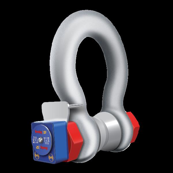 Crosby Straightpoint Loadshackle - wireless shackle load cell