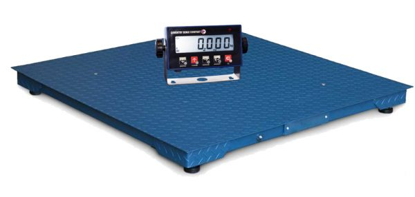 DFWLB Platform Scales for Industrial Weighing Applications