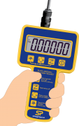 Hand Held Plus Cabled Weight & Overload Indicator