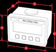 LBP Load Block Plus Dimensions