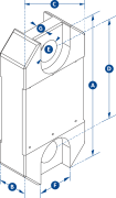 Loadlink Plus Dynamometer Dimensions
