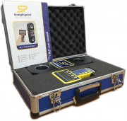 Radiolink Plus Telemetry Tension Load Cell With SW Hand Held Display In Transport Case