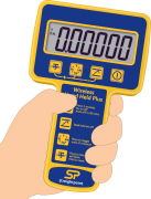 Optional SW Hand Held Plus Wireless Weight & Overload Indicator For Wireless Load Shackle