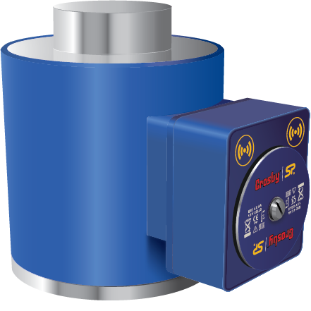 Straightpoint WNI Wireless Compression Load Cell