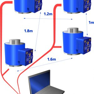 WCOGS Wireless Centre of Gravity System Software