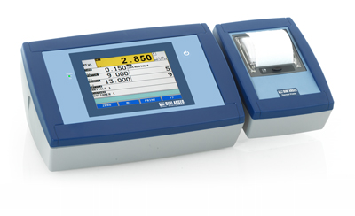 3590etp WEight indicator with printer