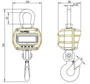 ocs-x-crane-scale-5t-front-5000kg-dimensions
