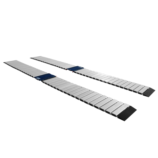 LMEK12 Easy Level Kit for WWSE Weigh Pads - 12 Levelling Modules and 4 Ramps