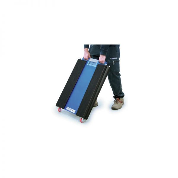 WWSR Ramps For Portable Axle Weigh Pads