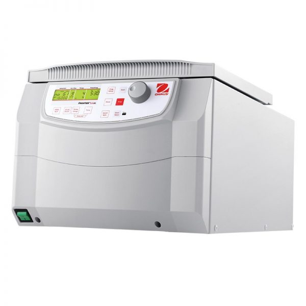 The New Frontier 5000 Centrifuge From Ohaus