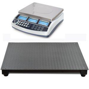 Baxtran BCD Dual Platform Scales