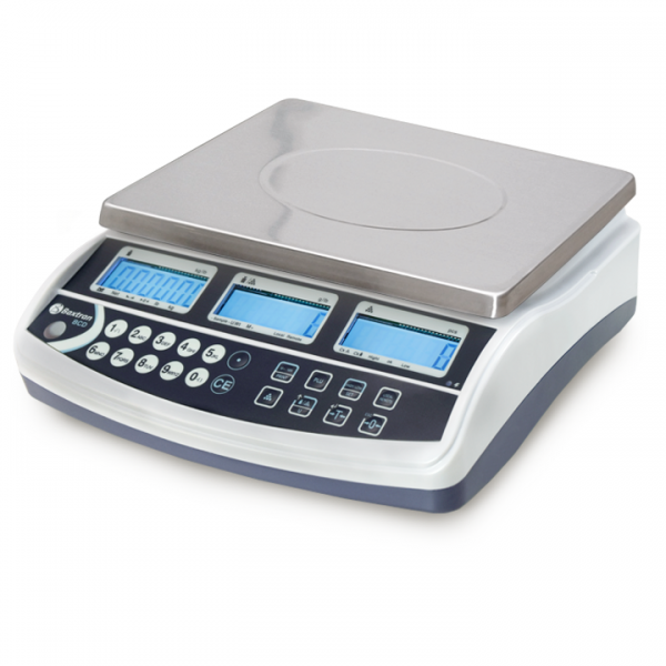 Baxtran BCD Scales for Counting