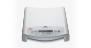 Once the baby weighing tray is removed, the Seca 354 becoma a scale suitable for weighing small children
