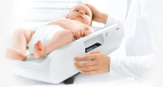 The Seca 757 damping function delivers precise measurements even if the baby moves