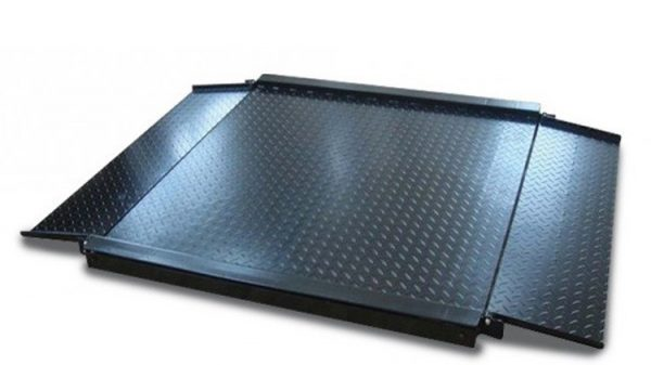 CSC Roll On Off Low Profile Floor Scales