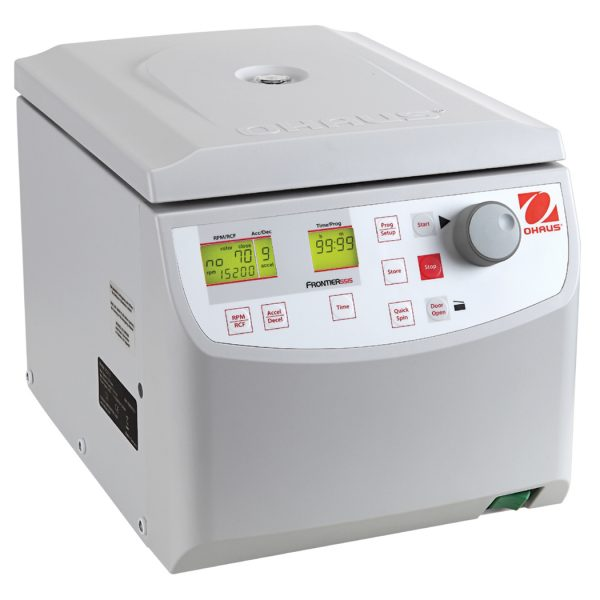 Ohaus Frontier 5000 Series Micro Centrifuge