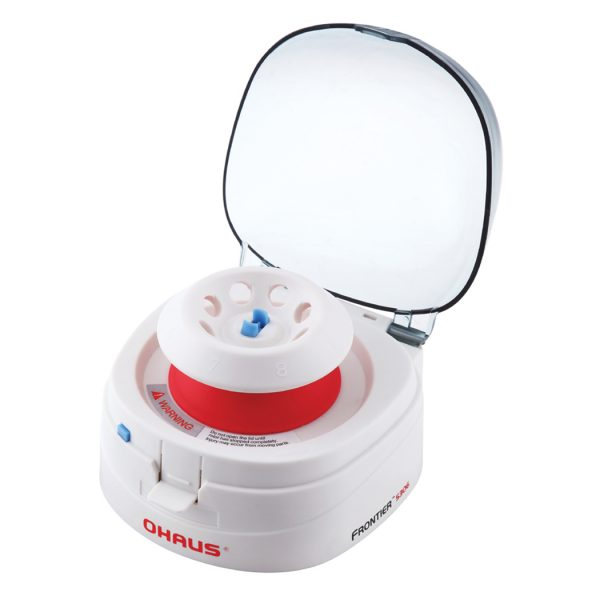 With a low voltage power input, quiet brushless motor and a rubber base that absorbs vibrations