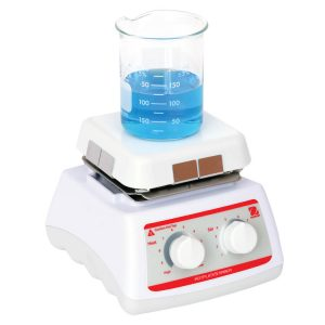 Ohaus Mini Hotplates & Stirrers - Part of the new Ohaus range of laboratory equipment