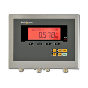 The BX23 Weight Indicator Features Colour Changing Display