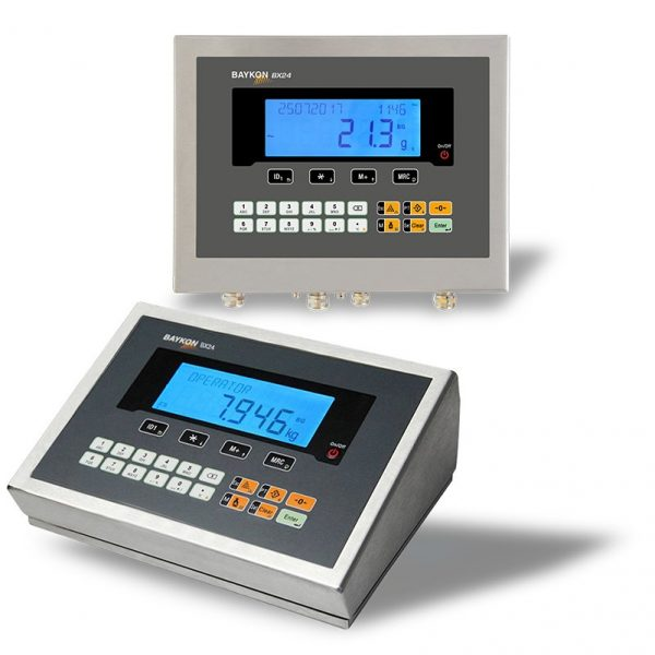The New BX24 Digital Weighing Terminal