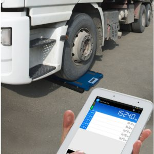 Smart Axle Android App For Vehicle Weighing