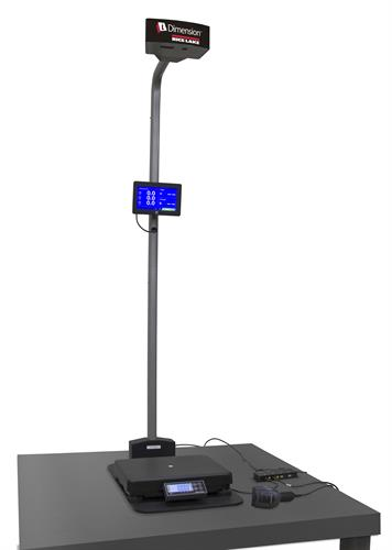 iDimension 100 With Intergrated Weighing Scale