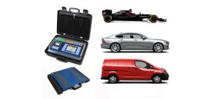 Weigh Pads for Cars & Vans