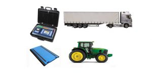 Weigh Pads for Twin Wheel Vehicles & Agricultural Vehicles