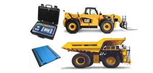 Weigh Pads for Heavy Agricultural & Off Highway Vehicles