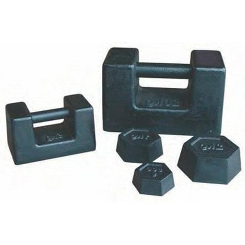 Iron Hexagonal Calibration Weights
