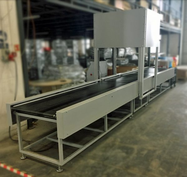 Automated Dimensioning and Checkweighing with the Resolution 5