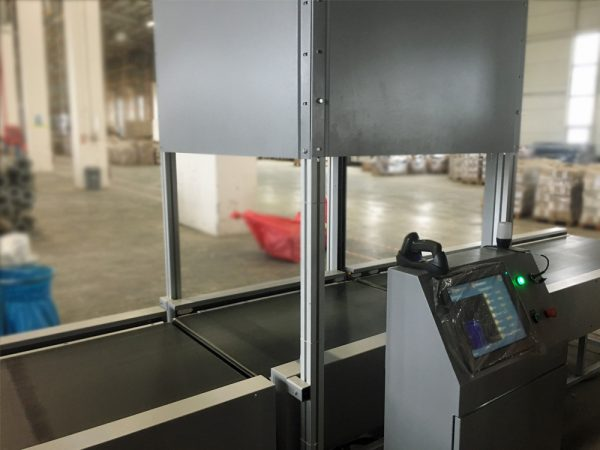 Complete Dynamic Checkweighing Dimensioner - The Resolution 5