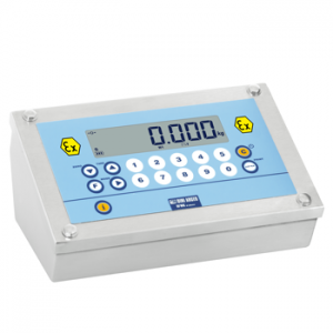 DFWATEX2GDF Indicator For Dosage in ATEX 1 & 21
