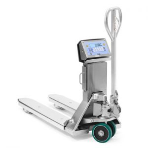 3GD SERIES STAINLESS STEEL ATEX PALLET TRUCK SCALE