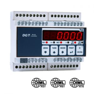 DGT 4 Channel Digital Weight Indicator