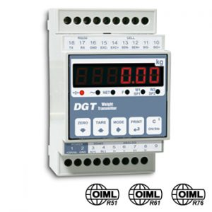 DGT1 Multifunction, Digital Weight Indicator