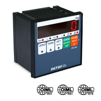 DGTQF MICROCONTROLLER FOR INDUSTRIAL DOSAGE SYSTEMS
