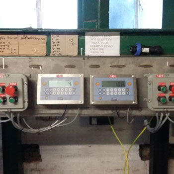 Atex Area Dosing Systems from Coventry Scale Company Ltd