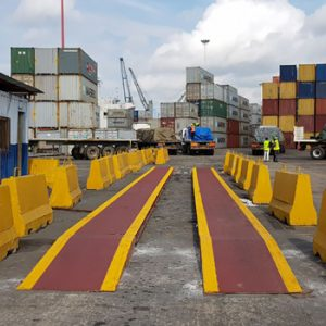 Case Studies - Weighbridges with mobile ramps