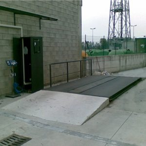Case Studies - Fixed Ramps Weighbridges
