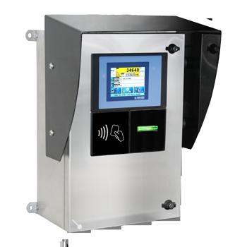 3590ETPBOX Self Service System For Weighbridges