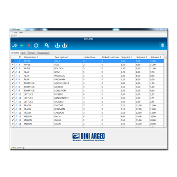 DBManager PC Software