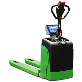 Electric pallet truck weighing scale ELWL