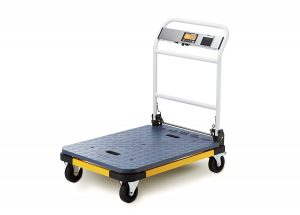 The Worlds First Smart Cart Scale - Move and weigh objects anywhere and everywhere