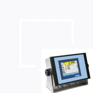 Touch Screen Displays for Tank and Silo Weighing