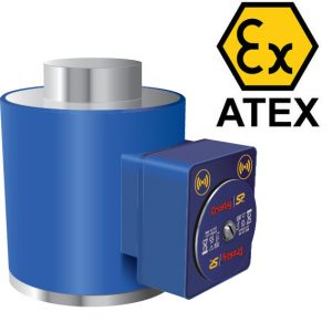 Straightpoint ATEX WNI Wireless Compression Load Cell