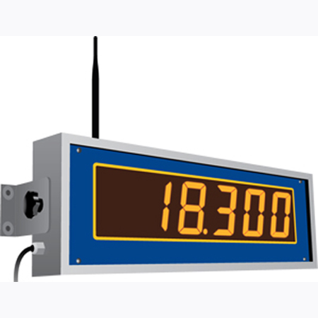 Straightpoint SW-SD Wireless Scoreboard Display