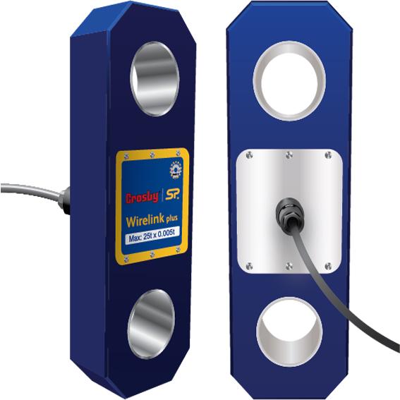 Straightpoint Wirelink Plus Tension Load Cell WLP