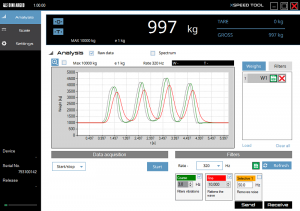 XSPEED Diagnostics Software - Compatable with the new DGT4X Process Weighing Controller